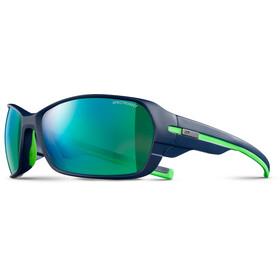 Julbo Dirt² Spectron 3CF Sunglasses Matt Dark Blue/Green-Green